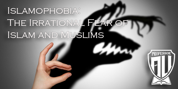 Fear the Fear Itself – Professor A L I